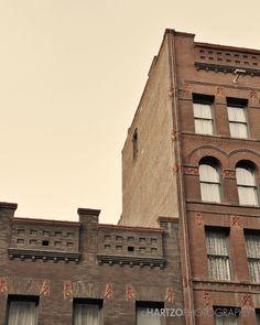 Historic Downtown Denver - 8 x 10 Photography Fine Art