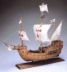 Hobby World: The ships of Christopher Columbus: wooden model kits