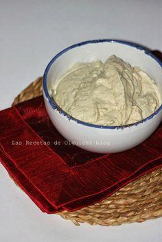 PASTA PARA SANDWICH DE LANGOSTINO Y AGUACATE (THERMOMIX) - Las Recetas de Olguichi