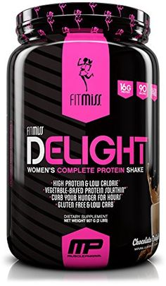 A nutrition shake for women that satisfies hunger while providing real results. FitMiss Delight utilizes the vegetable-based protein weight-loss sensation SolaThin, which helps you feel full Whey Protein, Protein Shakes, Protein Isolate, Protein Smoothies, Plant Protein, Healthy Protein, Eat Healthy, Healthy Life, Fitmiss Delight