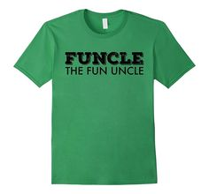 Mens Funny Uncle Funcle Definition Tee Shirt Gift for Uncle