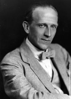 """Alan Alexander Milne (aka A A Milne), author of the famous """"Winnie the Pooh"""" books for children"""