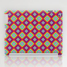 """""""Nativa Pulse"""" iPad Case by Gera Luz - $60.00"""