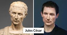This Is What Famous Historical Figures Including Julius Caesar Would Look Like Today Anne Boleyn, Anne Of Cleves, Madame Du Barry, Reine Victoria, Queen Victoria, Julius Caesar, Jane Austen, Cleopatra, Isabel I