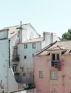 pastel neighborhood (specksofglitterandgold)
