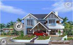 Kerala New House Plans Photos Free House Plans, Cabin House Plans, Ranch House Plans, Small Contemporary House Plans, Modern House Floor Plans, Beautiful House Plans, Beautiful Home Designs, Latest House Designs, New Home Designs
