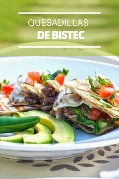 Burritos, Beef, Chicken, Ethnic Recipes, Shape, Home, Vestidos, Beef Quesadillas, Healthy Snack Foods