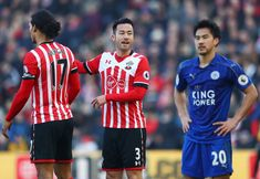 Shinji Okazaki Photos Photos: Southampton v Leicester City - Premier League Shinji Okazaki, Southampton England, January 22, Premier League Matches, Leicester, Maya, Soccer, Hero, City