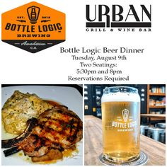 The Urban Grill & Wine Bar in Foothill Ranch is an upscale restaurant that offers gourmet food and wine selections from boutique wineries.  Located at 27412 Portola Pkwy, Foothill Ranch CA 9261…