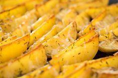 Parmesan-Kartoffeln aus dem Ofen / Was koche ich heute?