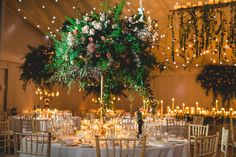 large creative centrepieces