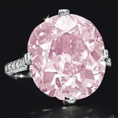 Pink diamond that belonged to heiress Huguette Clark sells at auction for $15.7 Million