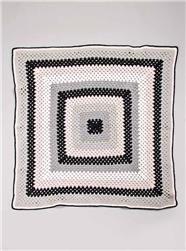 Couverture and The Garbstore - Homeware - Miga De Pan - Ana Crochet Blanket