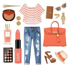 """""""natural look"""" by ran616 on Polyvore"""