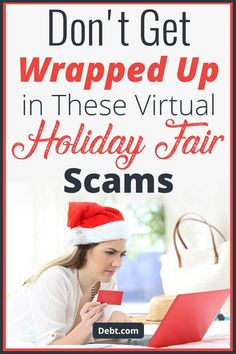 Watch out for these scams. Financial News, Financial Planning, Event Website, Welcome To The Group, Financial Stability, Love Holidays, Event Organiser, Event Page, Student Loans