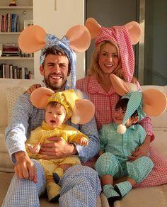 """""""La familia Topo Gigio!!"""""""