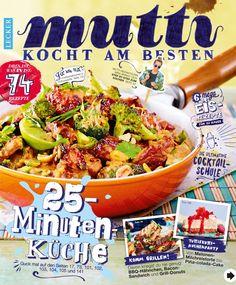 Mutti kocht am besten | Ab dem 05.08.2016 am Kiosk!