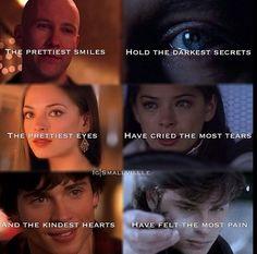 """Smallville  :""""("""