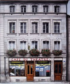 café du théâtre fribourg - Recherche Google Recherche Google, Multi Story Building, Restaurant, Restaurants, Dining Room