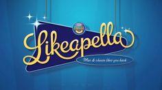 Kraft Personally Thanks 4,632 Facebook Fans in 'Likeapella' Music Video | Adweek