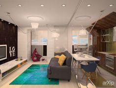 """Мотивация"": интерьер, зd визуализация, квартира, дом, кухня, неоклассика, 30 - 50 м2, интерьер #interiordesign #3dvisualization #apartment #house #kitchen #cuisine #table #cookroom #neoclassicism #30_50m2 #interior arXip.com"