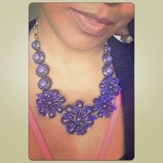 I just added this to my closet on Poshmark: J Crew 3D Blue Flower Statement Choker necklace. Price: $24 Size: OS