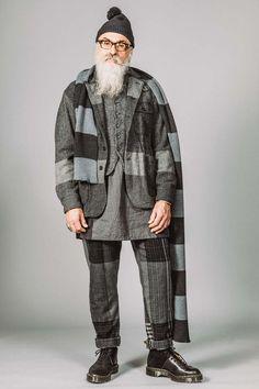 Male Fashion Trends: Engineered Garments Fall-Winter 2017 - New York Fashion Week Men's