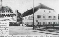 Der Alte Wirth 1905. Foto: Historischer Verein Forstenried e. V.