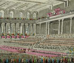 Gründungskonzert Wiener Musikverein 1812