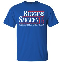 Riggins Saracen 2016 shirt, Vote for Matt Saracen and Tim Riggins…