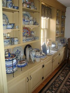 Collection of Salmon Falls Pottery