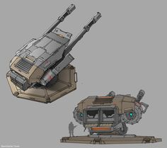 ArtStation - Star Wars The Old Republic- Vehicle and HardWare Designs, Christian…