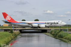 LX-VCE, 15.07.2017 at Amsterdam, AMS, CN 35810, Boeing 747-8R7F, Cargolux Airlines International. Have all a great day.