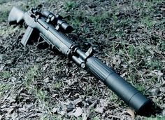 SOCOM 7.62mm Battle Rifle