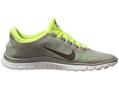 17d8800ef2 Nike Free 3.0 v5 Women s Shoes Grey Volt