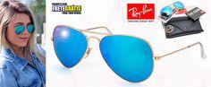oculos de sol espelhado azul feminino - Pesquisa Google