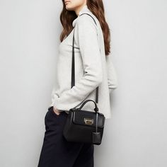 Grosvenor Mini Crossbody Bag - Smythson EU
