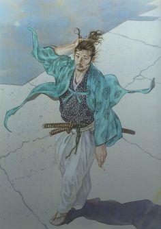 vagabond; takehiko inoue