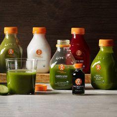 ORGANIC AVENUE - Juice Cleanses