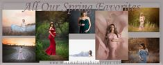 Spring Favorites spring maternity photoshoot - Miss Madison Couture | Gowns for Bridal and Photography