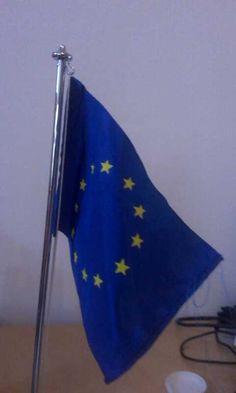 Vinder af EU skrivekonkurrence.