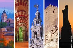 andalucia spain attractions - Google Search