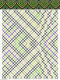 40 strings, 48 rows, 5 colors