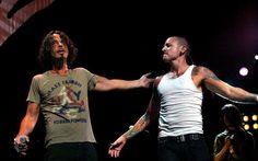 Chris Cornell (Soundgarden) & Chester Bennington (Linkin Park) ✨