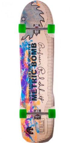 Comet Paul Schmitt Metric Bomb Frame Complete Longboard Skateboard Reviews - http://kcmquickreport.com/comet-paul-schmitt-metric-bomb-frame-complete-longboard-skateboard-reviews/