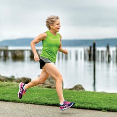 World-Class 5K Times at Age 67…