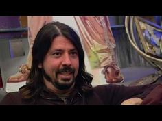 Dave Grohl - What's In My Bag? at Amoeba