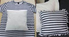Veel mensen hebben oude t-shirts in de kast liggen waar ze eigenlijk niks meer mee doen. Je kan er dan voor kiezen deze t-shirts aan het leger des heils te geven of gewoon weg te gooien maar je kan ze ook eenvoudig transformeren in een prachtige hoes voor je kussen of een draagtas? Ben jeRead More