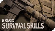 5 Survival Skills You Absolutely Must Have (#1 is Always Overlooked)
