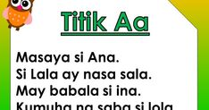 Practice reading Filipino stories through these short Tagalog reading passages for kids from kinder to grade one. These FREE Reading mater. Story For Grade 1, Effective Study Tips, 1st Grade Worksheets, Visual Aids, English Classroom, Tagalog, Reading Passages, Kindergarten Teachers, Reading Material